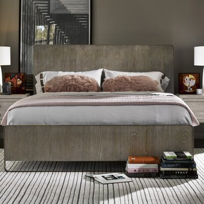 Magnolia Panel Bed Size: Queen