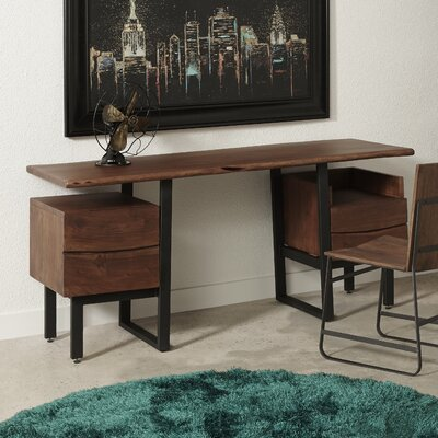 Two Drawer Writing Desk 1291