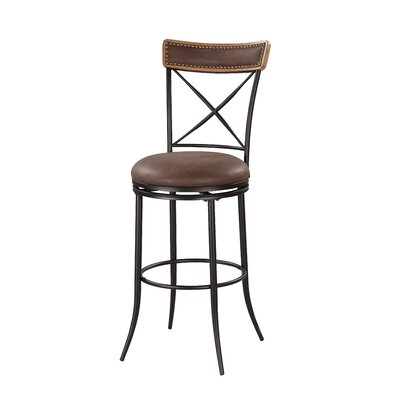 Brandonville 30 Swivel Bar Stool
