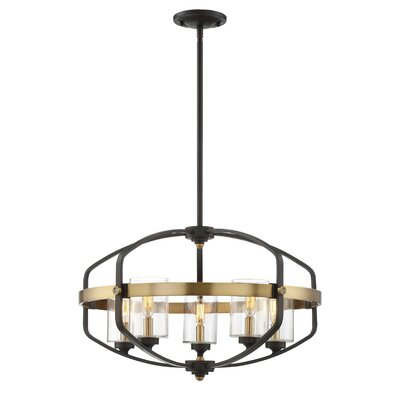 Esme 5-Light Foyer Pendant