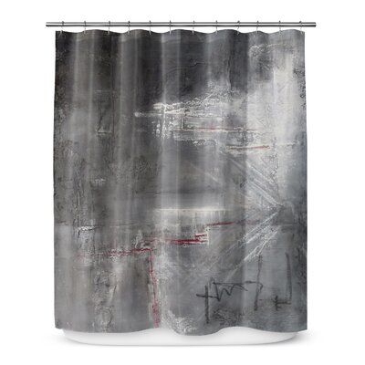 Kala Darkness Shower Curtain