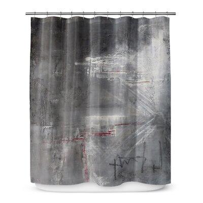 Kala Darkness Shower Curtain