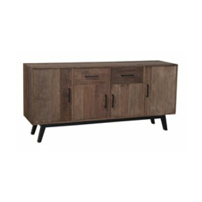 Mansfield Reclaimed Wood Credenza