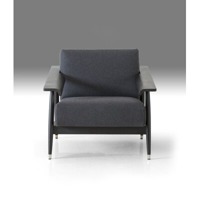 Bryden Armchair Finish: Birch Black