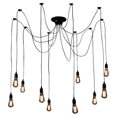 Siona 10-Light Chandelier