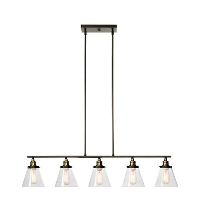 Paterson 5-Light Kitchen Island Pendant