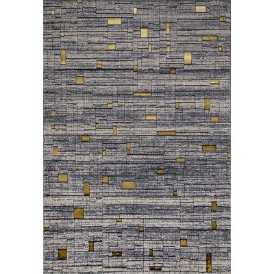 Kirsten Gray Indoor/Outdoor Area Rug Rug Size: 8 x 10