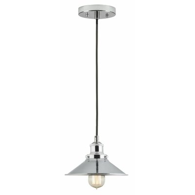 Montreal 1-Light Mini Pendant Finish: Polished Chrome