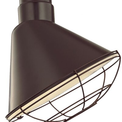 Kaden 12 Metal Empire Wall Sconce Shade Finish: Architectural Bronze