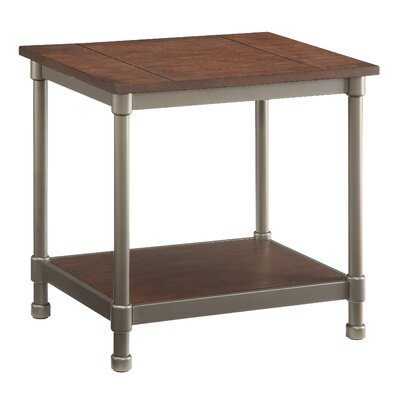 Berger Industrial End Table