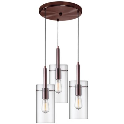 Arinze 3-Light Pendant