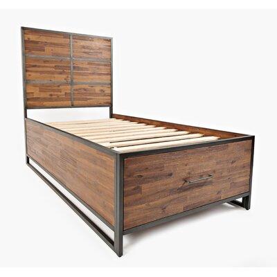 Manya Storage Platform Bed Size: Queen