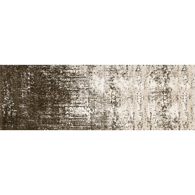 Judi Ivory/Brown Rug