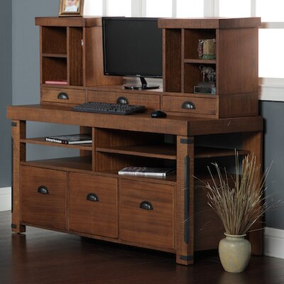 Leandra 21 H x 60 W Desk Hutch