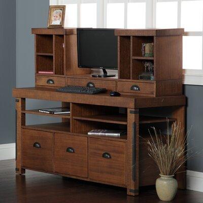 Leandra 2 Piece Desk Office Suite