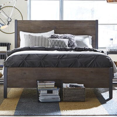 Moriann Panel Bed Size: King