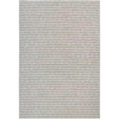 Napa Light Blue/Silver Indoor/Outdoor Area Rug Rug Size: Runner 23 x 710