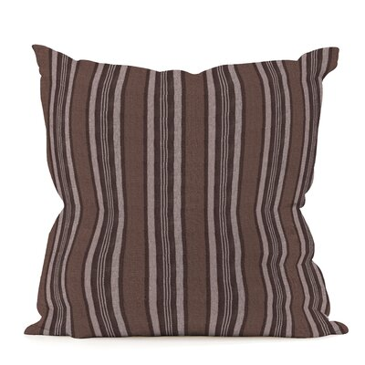 Mercury Linen Throw Pillow