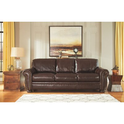 Marcelle Leather Sofa