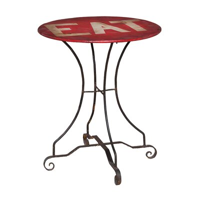 Bluestem Metal Pub Table