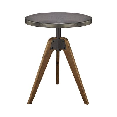 Dane Round End Table