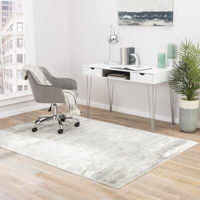 Ali Gray Area Rug Rug Size: Rectangle 2 x 3