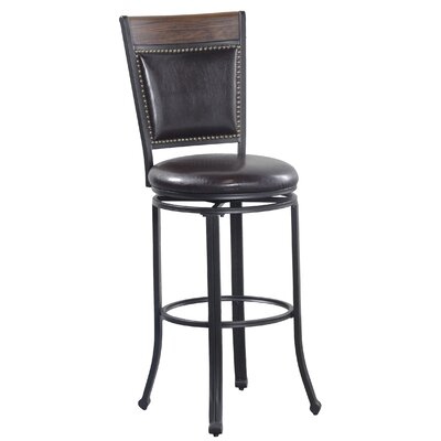 Kathi 30 Swivel Bar Stool