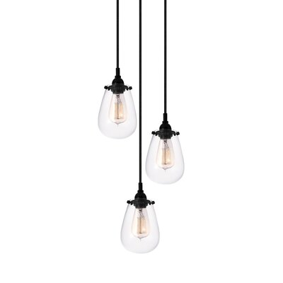 Lamson 3-Light Pendant