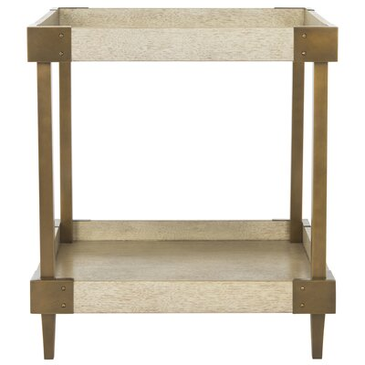 Martins End Table