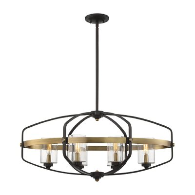 Esme 6-Light Kitchen Island Pendant