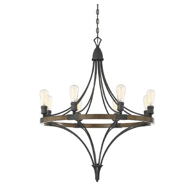 Muir 8-Light Chandelier