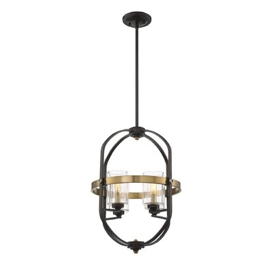 Esme 4-Light Foyer Pendant