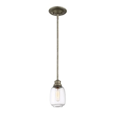 Fall River 1-Light Mini Pendant