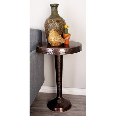 Brookhollow End Table Color: Bronze
