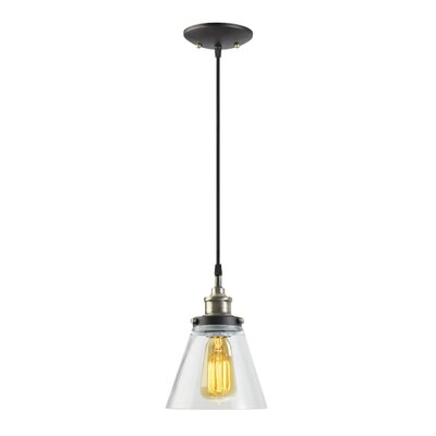 Purcell 1-Light Mini Pendant