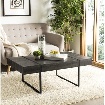 Sonoma Rectangular Industrail Coffee Table