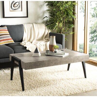 Hemlock Rectangular Mid-Century Modern Coffee Table
