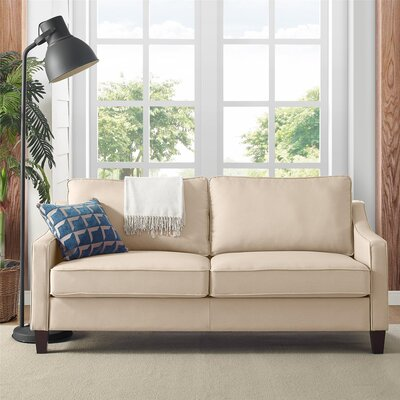 Donnely Sofa Color: Beige