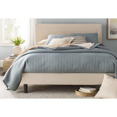 Mariel Upholstered Platform Bed Size: Queen