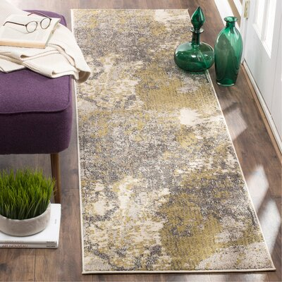 Cabinwood Area Rug Rug Size: Runner 22 x 8