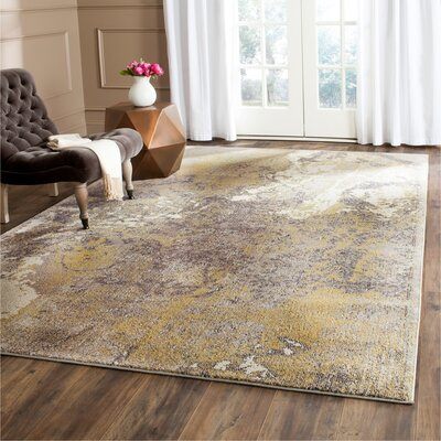 Cabinwood Area Rug Rug Size: Rectangle 51 x 77