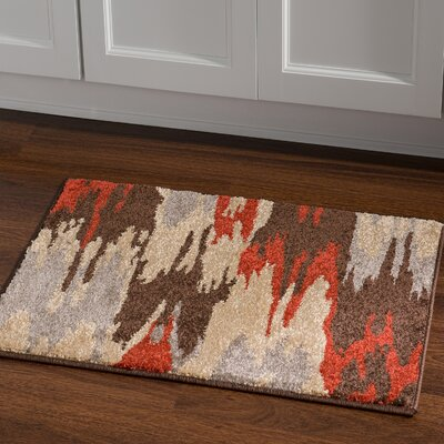 Fort Bragg Terracotta Area Rug Rug Size: Rectangle 2 x 3