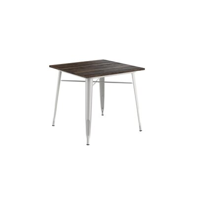 Fortuna Dining Table Color: White