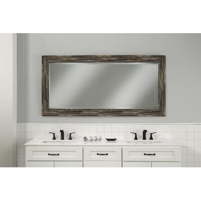 Bartolo Bathroom/Vanity Mirror Finish: Antique Black