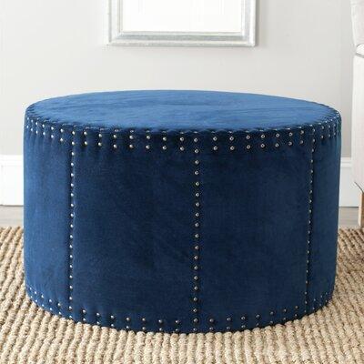 Blakesley Ottoman Upholstery: Navy