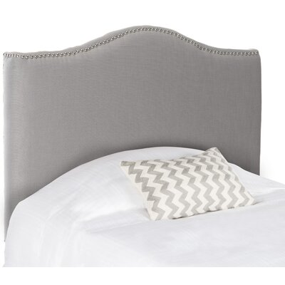 Montgomery Upholstered Panel Headboard Size: King