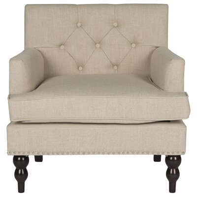 Bradcliff Armchair Upholstery: Beige