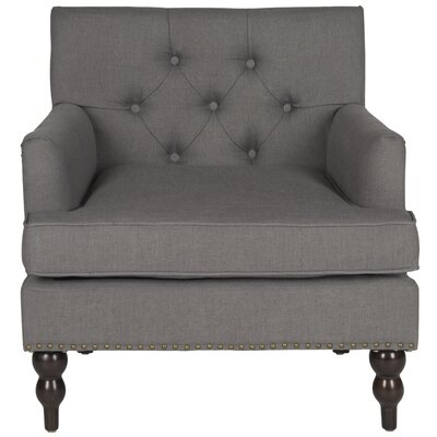 Bradcliff Armchair Upholstery: Gray