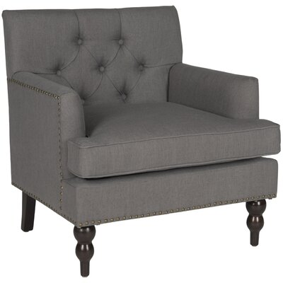 Bradcliff Armchair Color: Gray