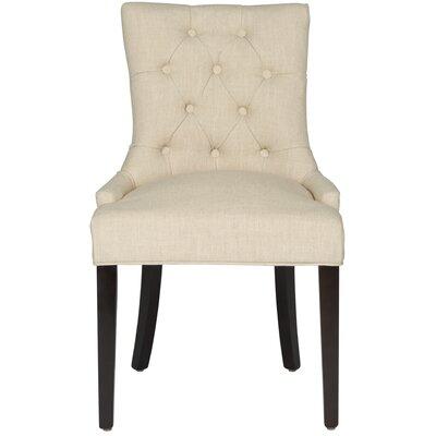 Heidel Side Chair Upholstery: Wheat